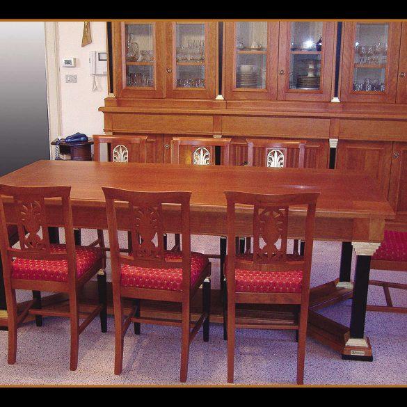 Camera da pranzo stile Impero