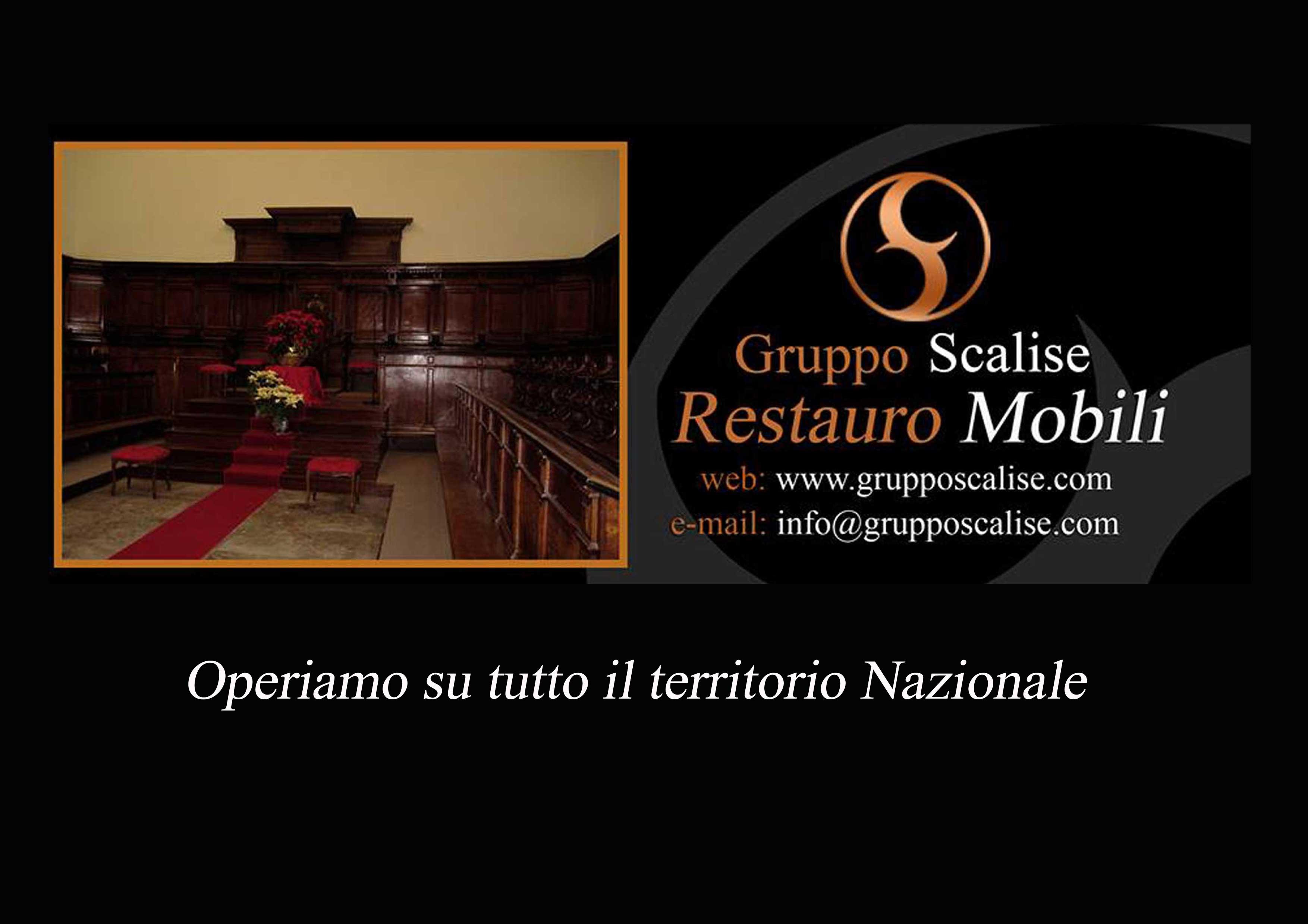 Restauro Mobili Antichi e Opere Architettoniche