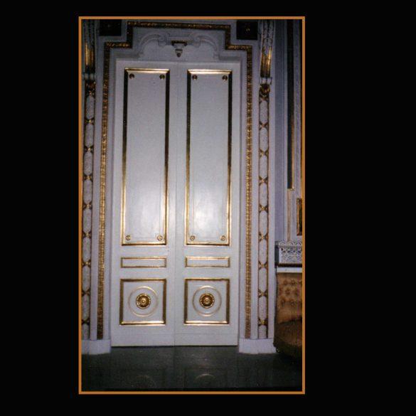 Porte del Castello di Corigliano Calabro ( CS )